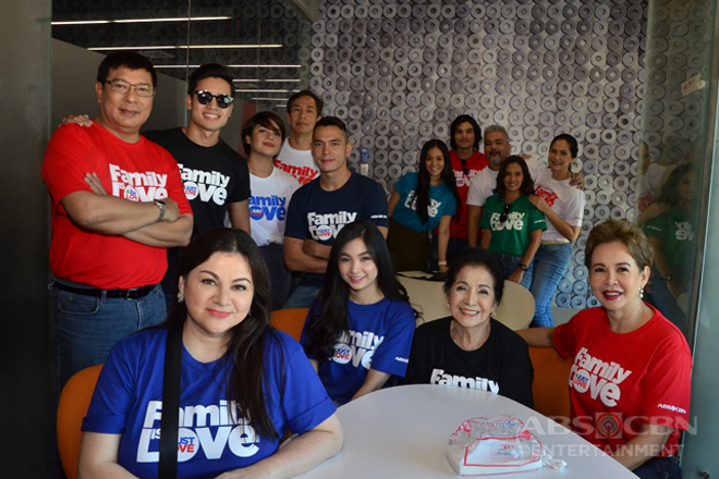 PHOTOS: #FamilyIsLove SID Shoot with the cast of Los Bastardos