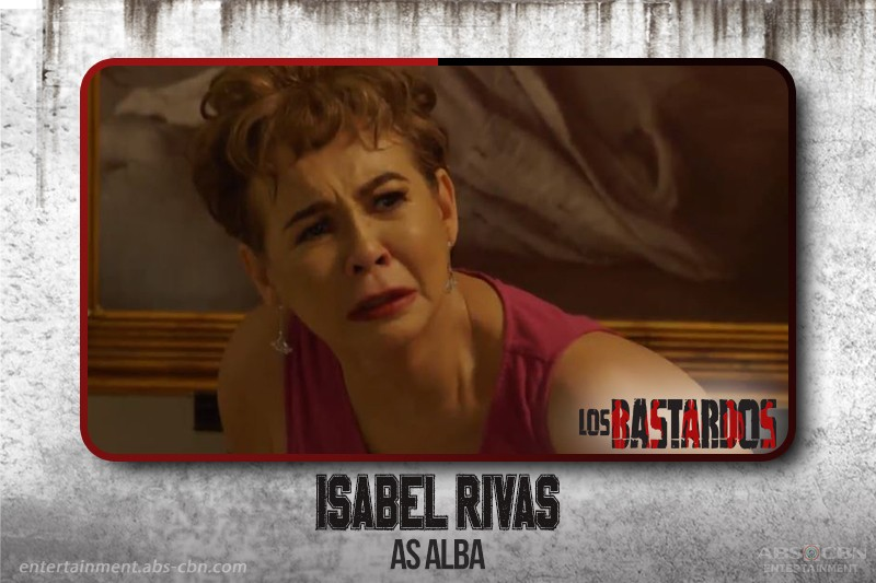 LOOK! Balikan ang ilan sa mga aktor na gumanap sa teleseryeng 'Los Bastardos'