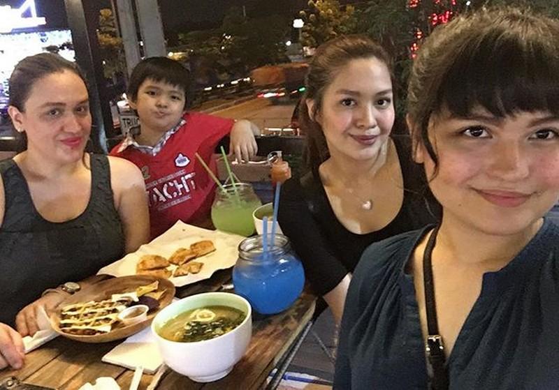 IN PHOTOS: Kilalanin si Jane Oineza kasama ang kanyang supportive family!