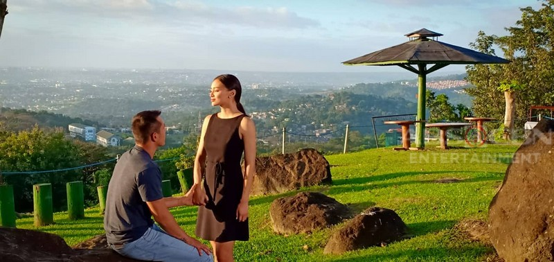 "On-The-Set: Mga nakakakilig na eksena nina Jake at Kylie sa ""Los Bastardos"""