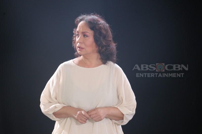 Behind-The-Scenes: Gloria Diaz bilang si Consuelo sa Los Bastardos