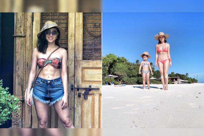 """Pinagsama-samang litrato ni Cristine Reyes na magpapakita na """"30 is the new SEXY"""""""