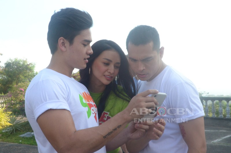 BEHIND-THE-SCENES: Summer Is Love SID Shoot with the stars of Los Bastardos