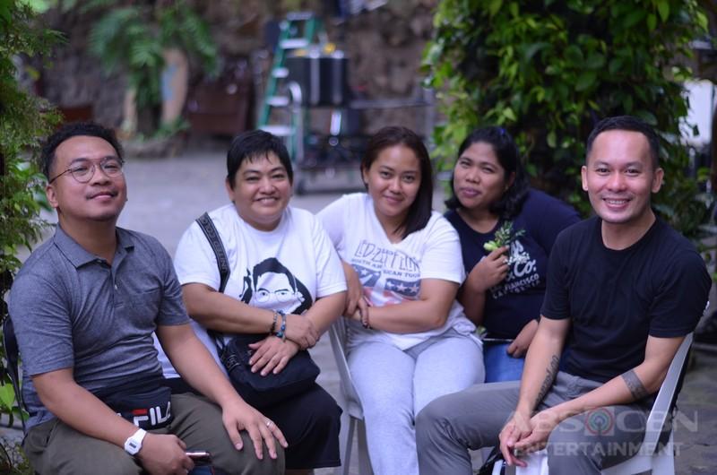 Behind-The-Scenes: Pasilip sa naganap na kasalan nina Isagani at Isay sa Los Bastardos