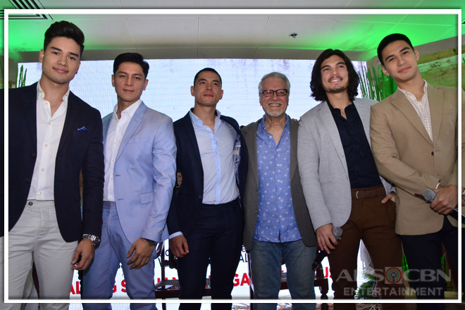 PHOTOS: Los Bastardos Thanksgiving Media Conference