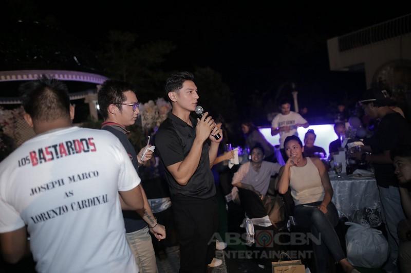 Behind-The-Scenes: Mga kaganapan sa huling araw ng Los Bastardos!