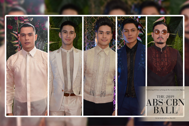 ABS-CBN Ball 2019: Los Bastardos stars sizzle on the Red Carpet