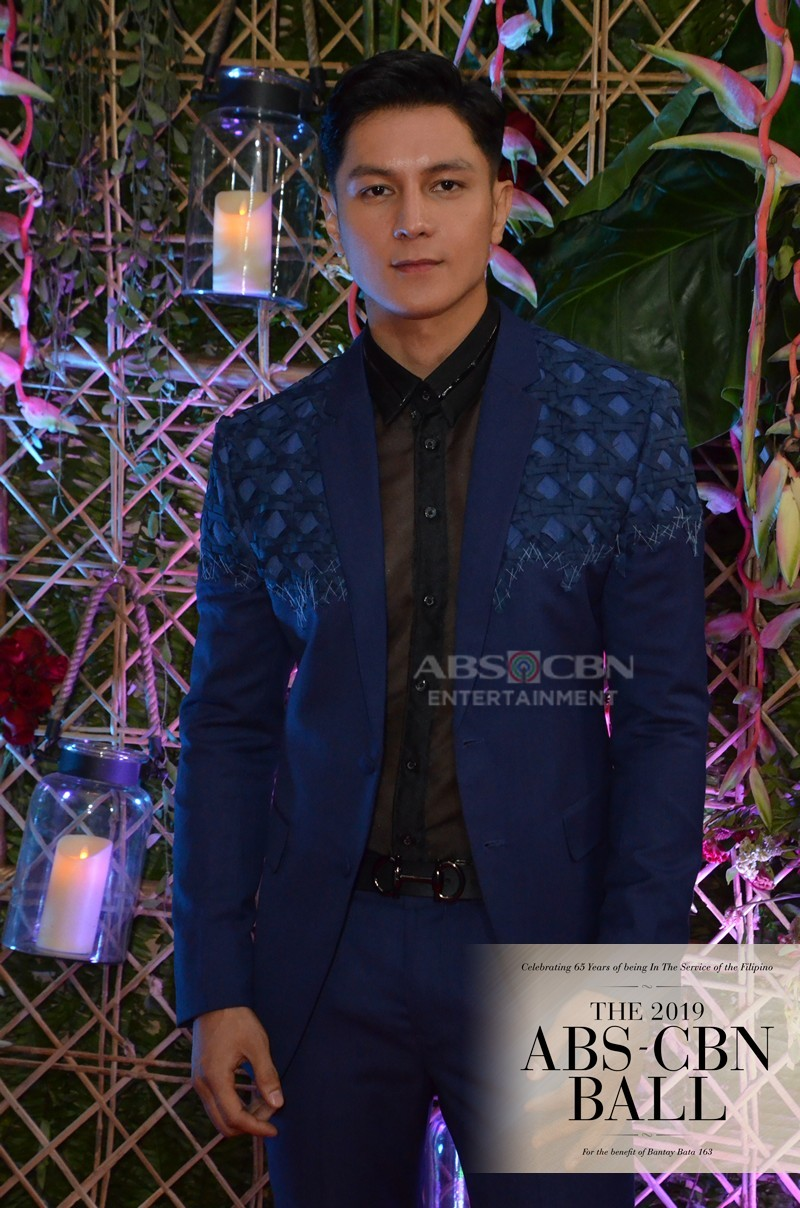 ABS-CBN Ball 2019: Los Bastardos stars sizzle on the Red Carpet