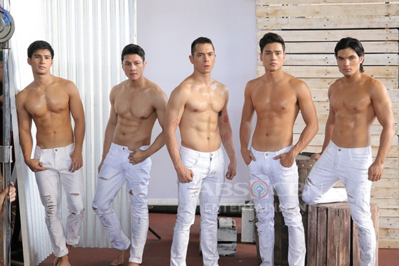 7 times the Los Bastardos boys flaunted their well-chiseled, sexy bodies