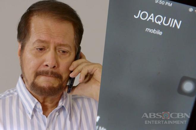 Los Bastardos: Don Roman, masaya nang makatanggap ng tawag kay Joaquin