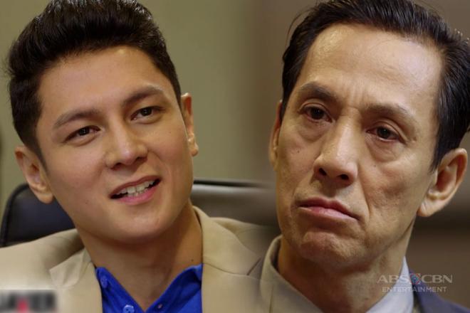 Los Bastardos: Menandro, nagulat nang malamang si Lorenzo na ang bagong presidente ng Silverio Distillery
